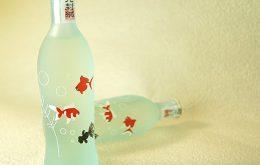 招徳 四季の純米吟醸デザインボトル 春のさえずり 240ml