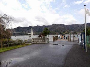 舞鶴引き上げ桟橋
