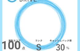 GOOD DRIVEのアプリ画面